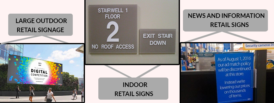 how retail signs boost revenue