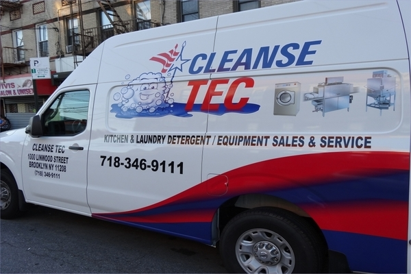 Van Wraps For Cleanse TEC