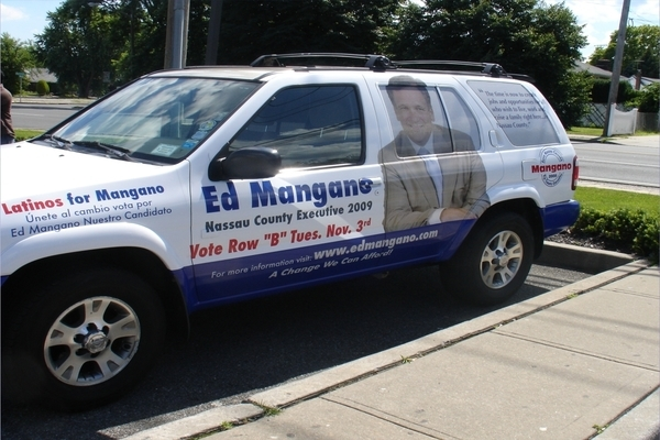 School Van Wraps For ElderPlan