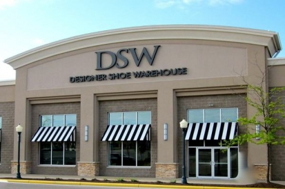Buildings Channel Letters Sign For DSW