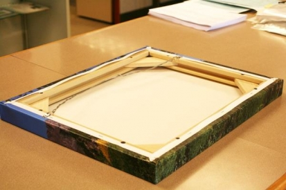 High Quality Canvas Painting Frame