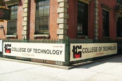 University & Collage Vinyl Banners