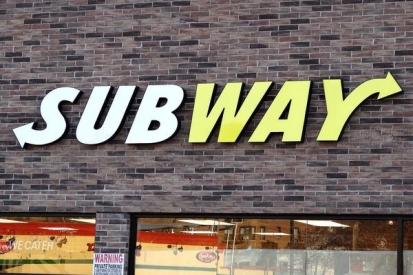 Channel Letters Sign For Subways