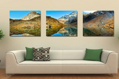 Canvas Printing For Living Room