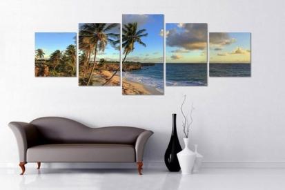 Framed Custom Canvas Prints