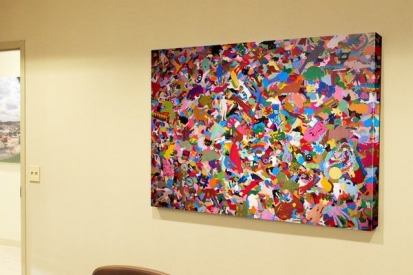 Creative Canvas Wall Art