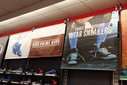Retail Store Vinyl Banners