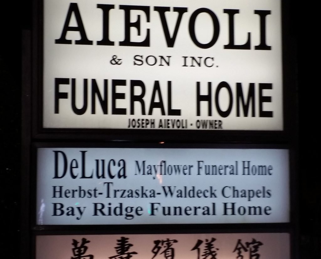 commercial lighted sign cabinet