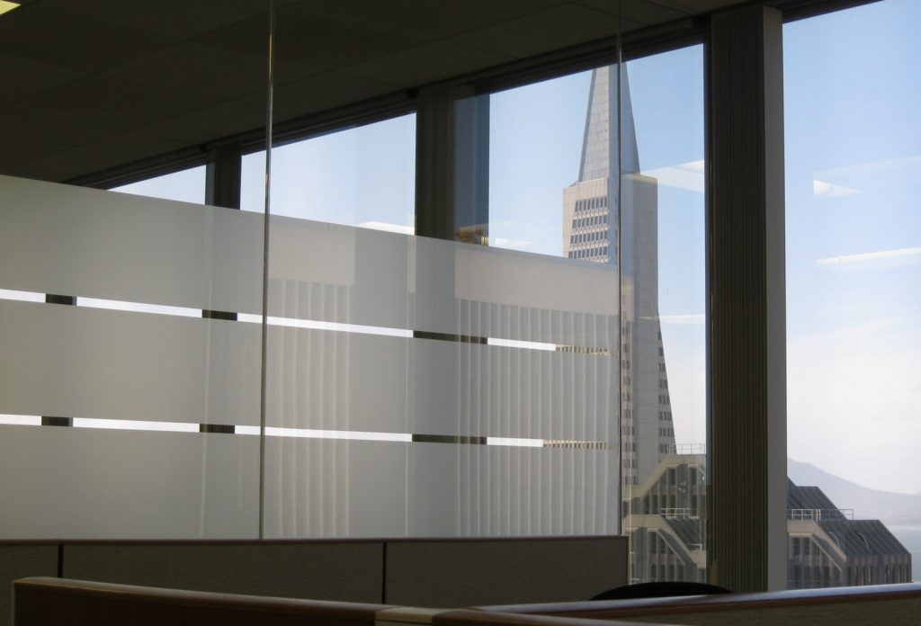 Etch Window Film