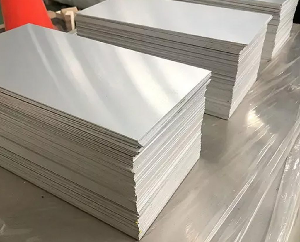 custom aluminum sheets