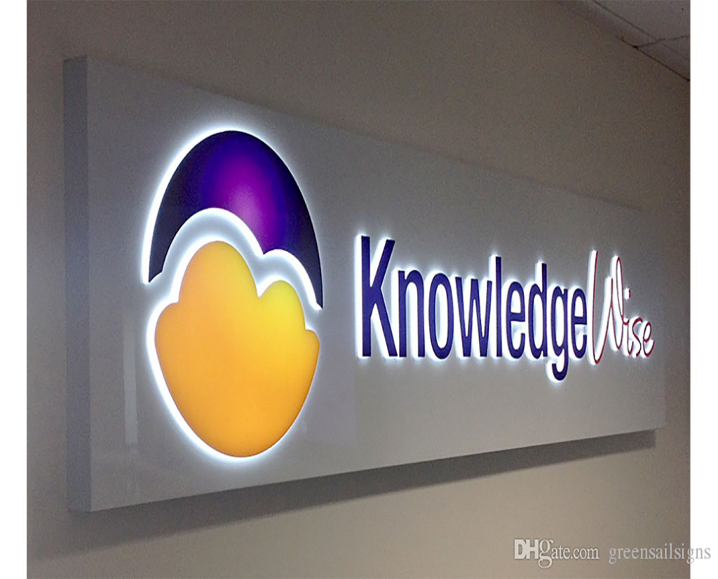 customized 3d led lighting channel letters