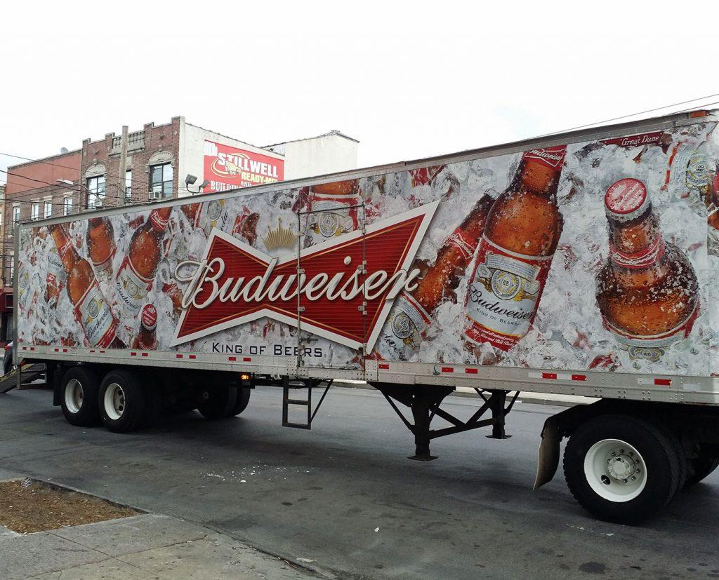 customized full trailer wraps