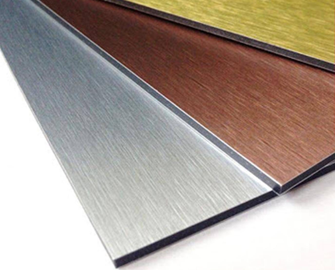 dibond printing metal board