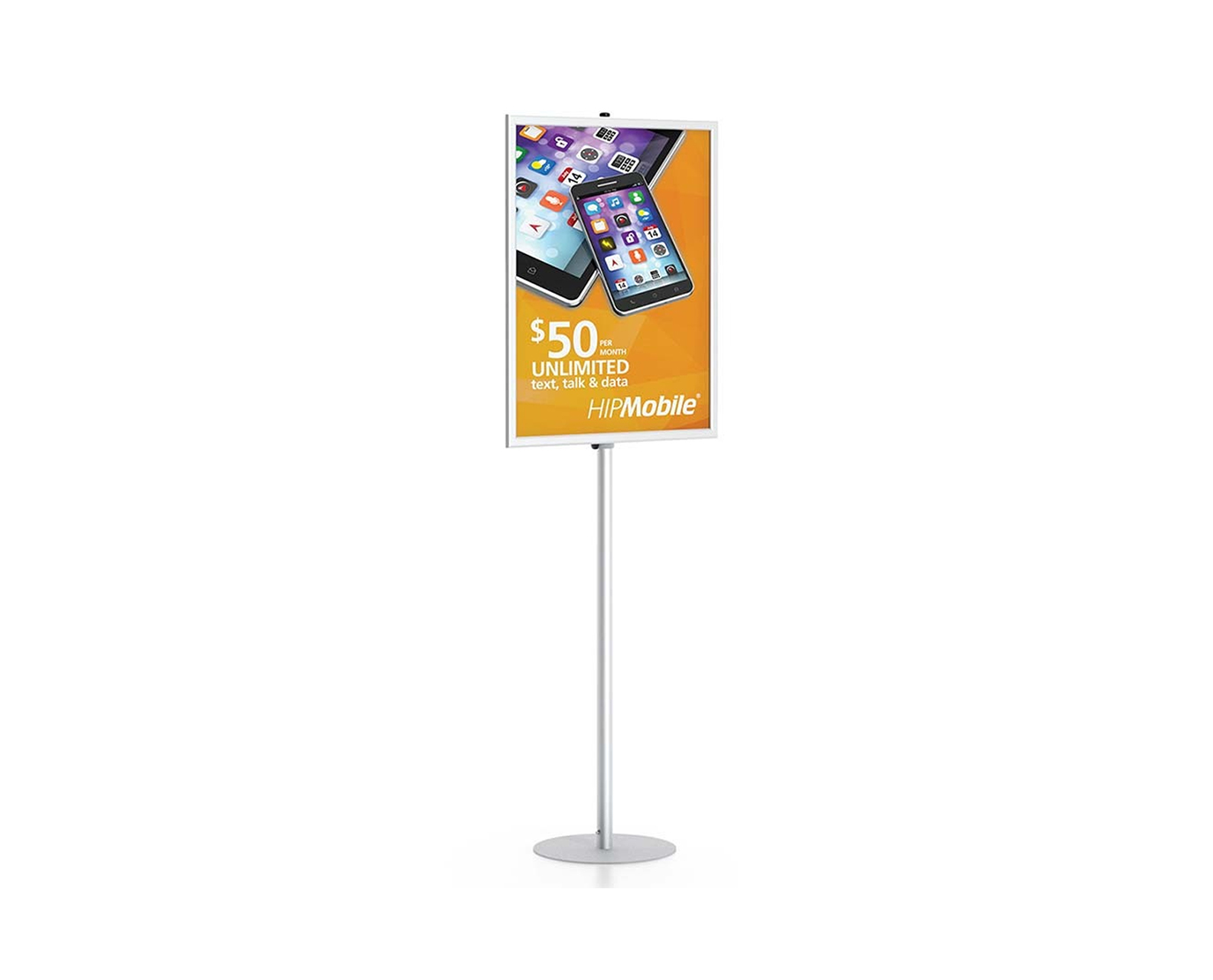display floor stand