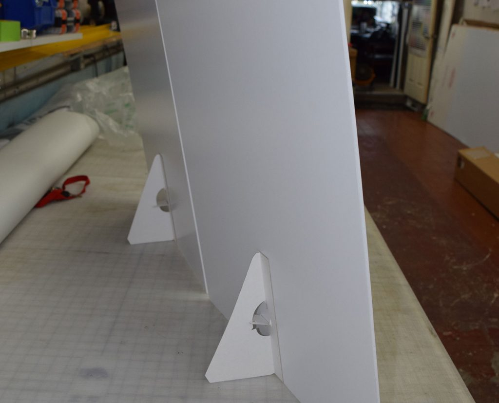 foam core sign frames
