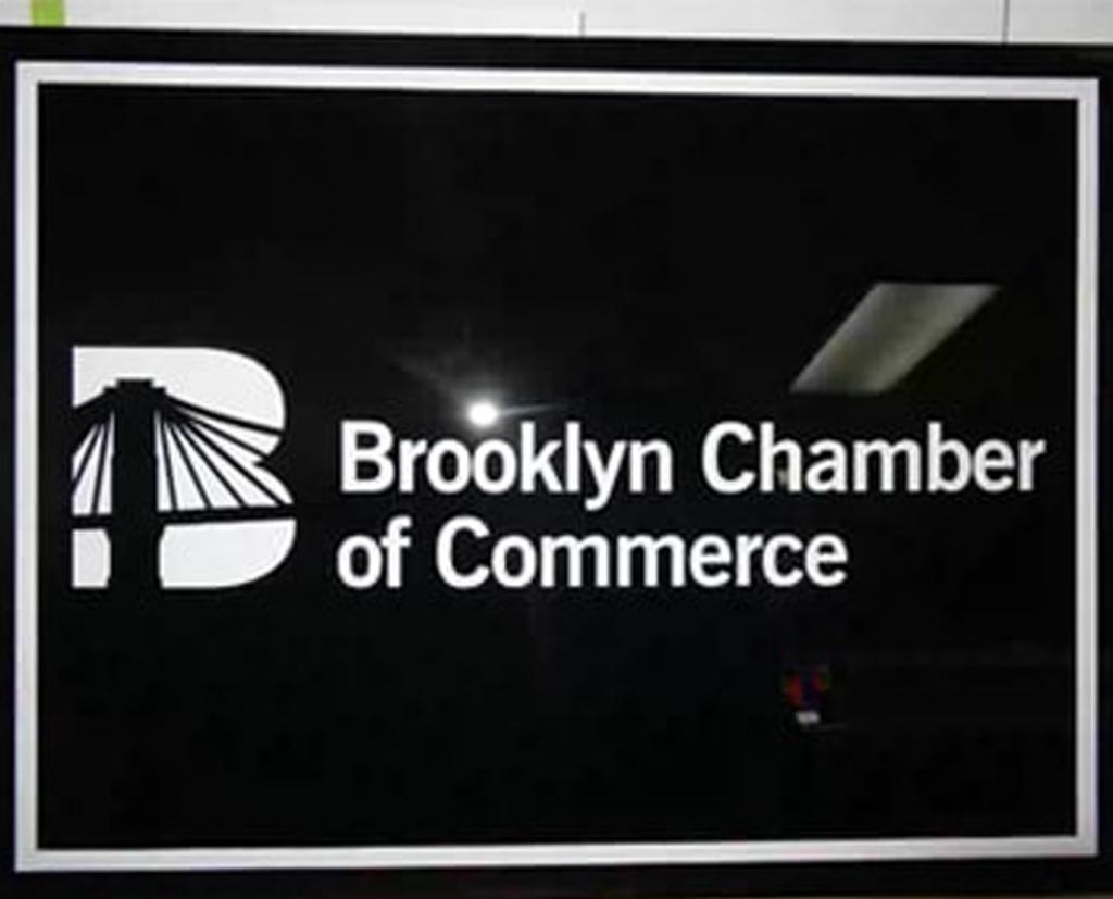 glossy acrylic sign brooklyn