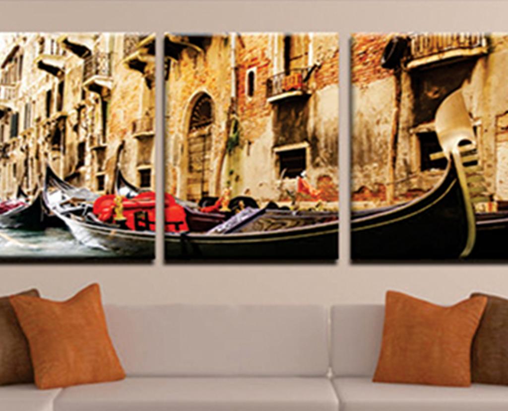 interior canvas printing