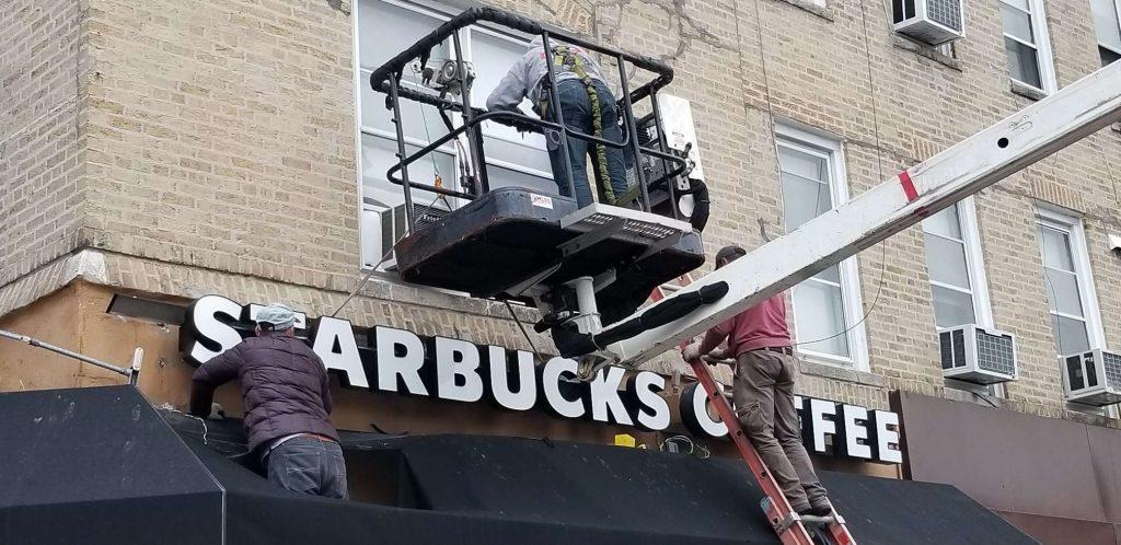 neon sign repair services