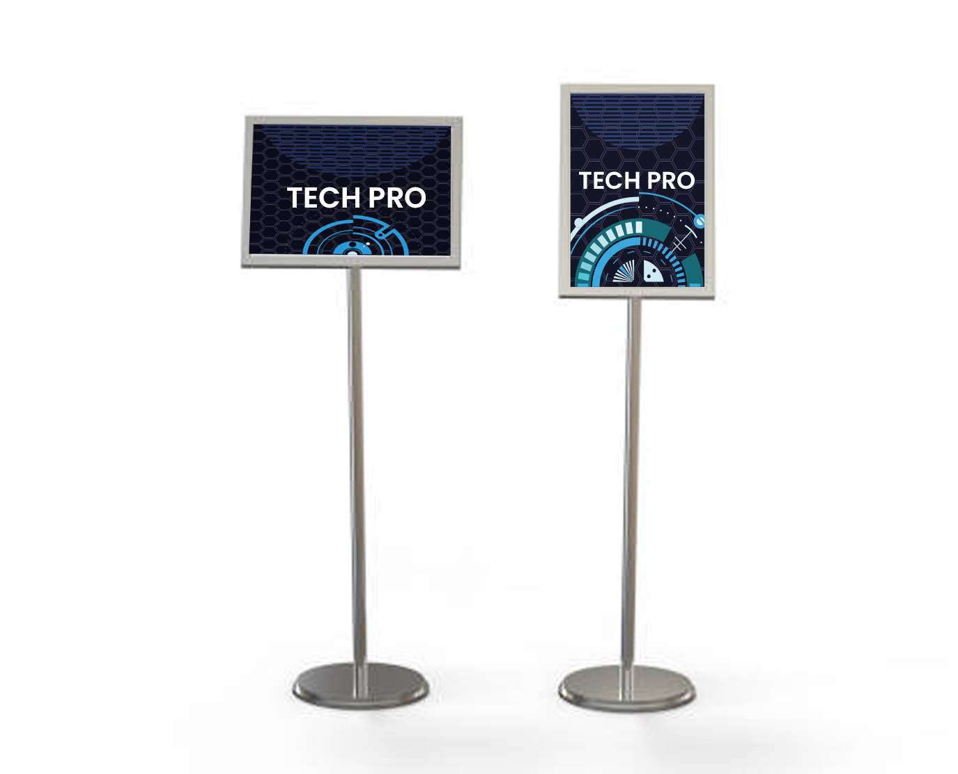 offices display stands
