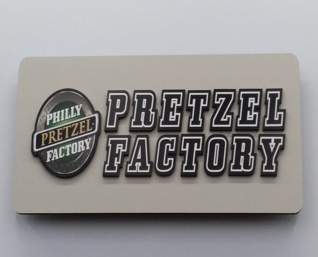 sign fabrication services