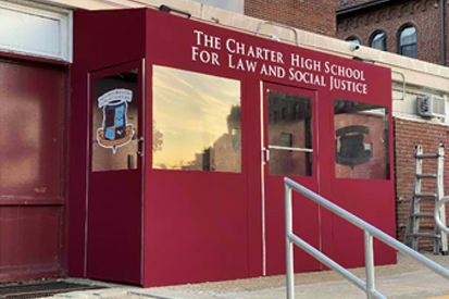 The Charter Outdoor Vestibule