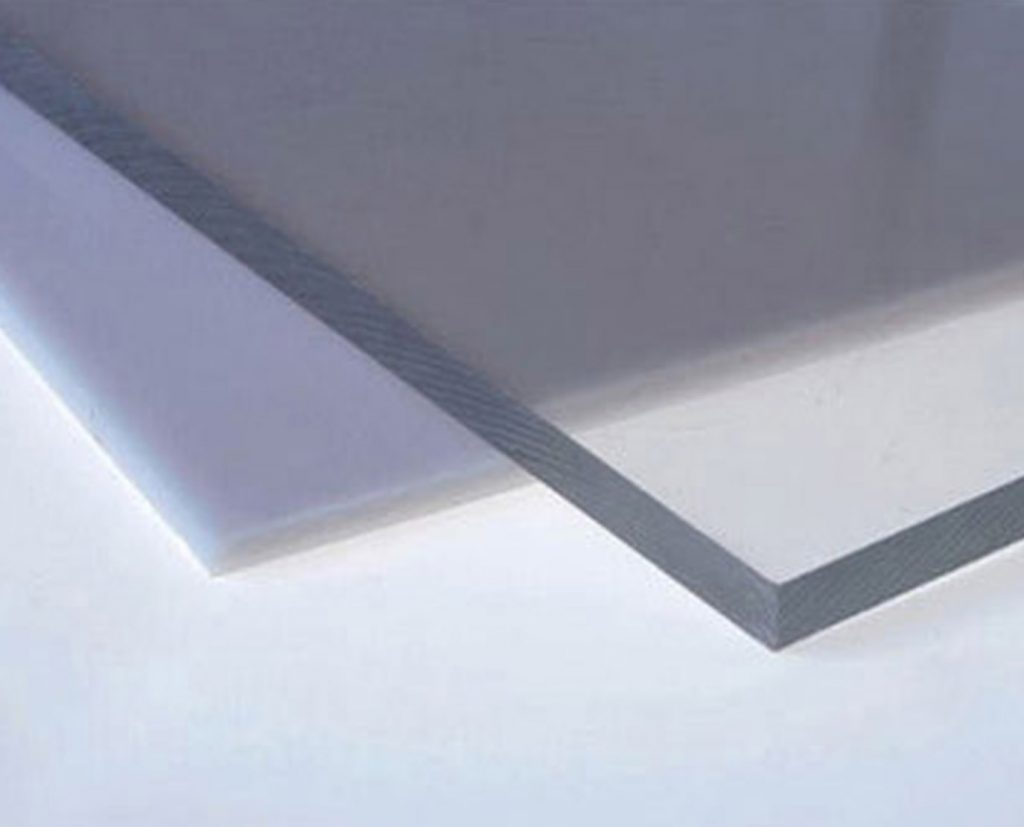 acrylic sign material