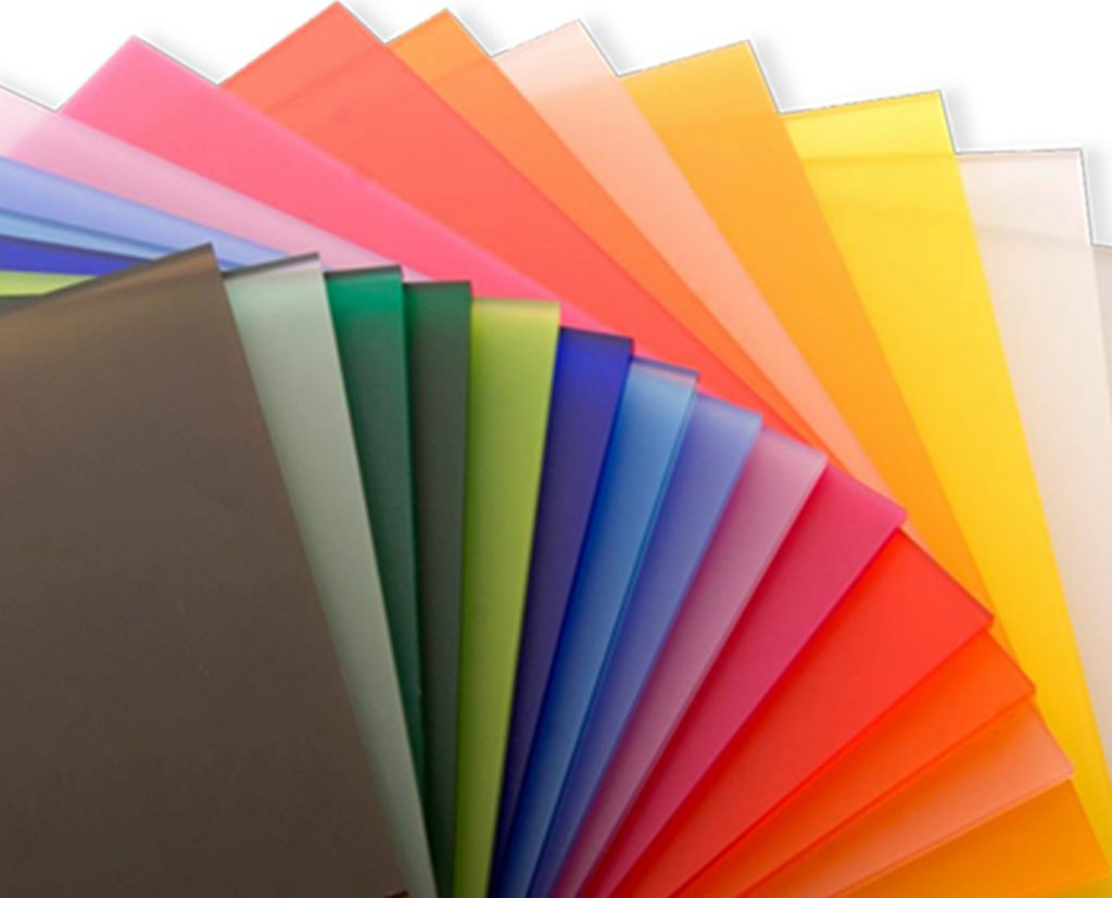 custom color acrylic sheets