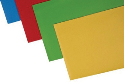 Custom Colored Magnetic sheets