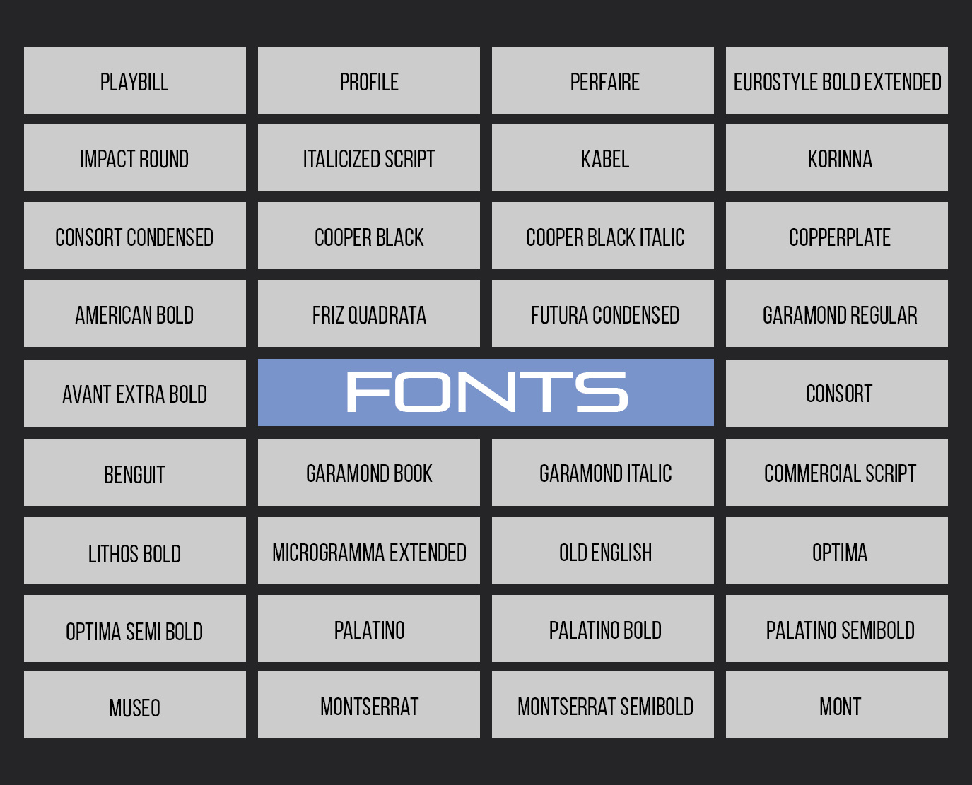 Wide-range-of-fonts