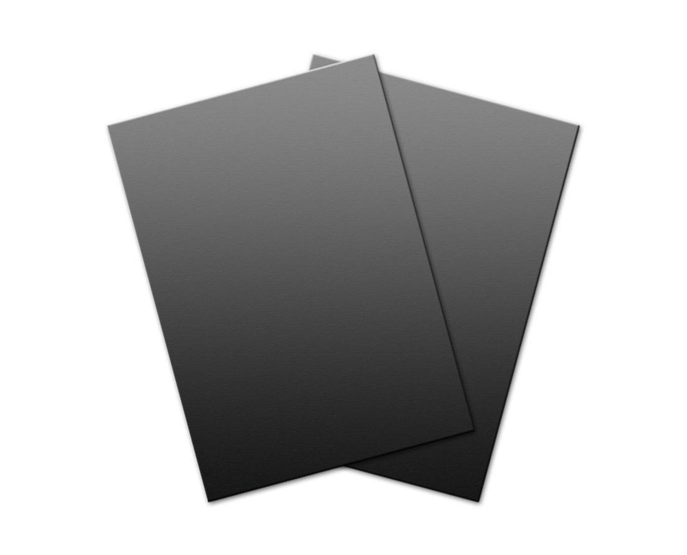 rubber black magnetic sheet