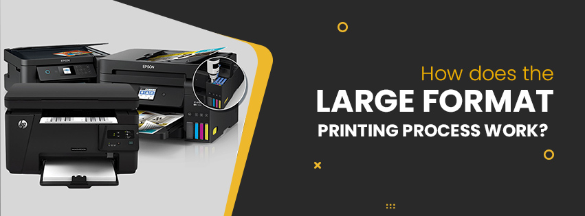 how printing process work
